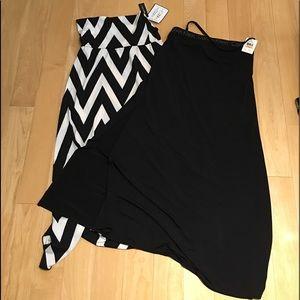 Dresses & Skirts - 2 bundle of swim coverups dresses